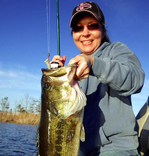 Lisa Snuggs to Join the Fresh Water Fishing Hall of Fame Awards Committee